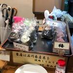 加賀白山そば - 料理写真: