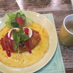 135953505 - 赤毛のアンのオムライス・スープ