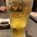 土古里 - ビールから