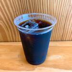 山中湖花の都公園フローラルドームふらら - コーヒー