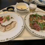 135960730 - モーニング(洋食)