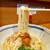 讃岐麺処 か川 - 料理写真:頂きます。