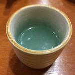 岩戸屋 - 水炊きスープ