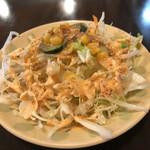 Indian Restaurant Mira - サラダ