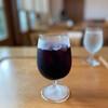 アドリア北出丸カフェ - ドリンク写真:ぶどうジュース