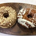 ドーナツの店 ○粉房 - 料理写真:北海道ドーナツ