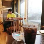 ひこま豚食堂&精肉店 Boodeli - お食事の お客様 コーヒー(アイス)100円+10%