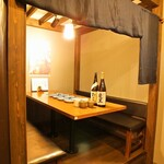 大衆魚食堂 幸村 市ヶ谷 - 6名様までの個室。接待や打ち合わせにも。