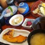お食事処 たき - 日替り定食  980円