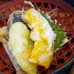 お食事処 たき - 日替り定食 天ぷら