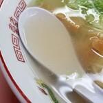 鳳蘭 - スープ