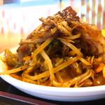 韓国料理 プヨ - 料理写真:プルコギ