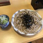 福原屋 - 料理写真:ざるそば