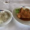 程ヶ谷カントリー倶楽部 レストラン - 料理写真:カツレツ