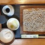 そば処 橋本 - じねんじょ蕎麦