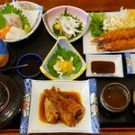 お食事処 たき - たき定食   2100円