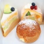 ティー&ケーキ ナノカ - 料理写真: