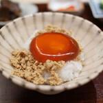 山﨑 - そぼろ卵ご飯