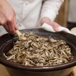 山﨑 - 舞茸ご飯
