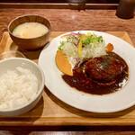 いっかく食堂 -