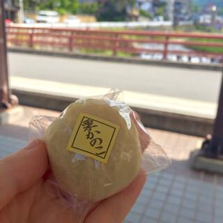 松本製菓 - 料理写真:栗かのこまんじゅう