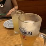 勇  - 乾杯ー!!