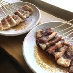 猪料理 やまおく - イノブタ、猪
