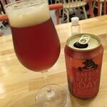 135996941 - ビールは岩手のベアレンビール。
