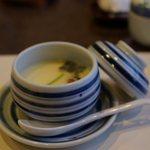 梅の花 - 梅の花膳の茶碗蒸し