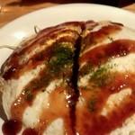 よっくん家 - 広島焼のアップ