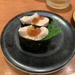 健康寿司海鮮家 - ふぐ白子(290円)