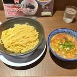 ら麺のりダー - 辛つけ麺(880円)