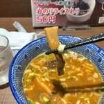 ら麺のりダー - メンマ