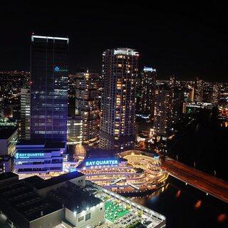 ◆横浜の夜景を一望出来る当店で是非お過ごし下さい◆