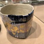 第三春美鮨 - 湯飲み茶碗