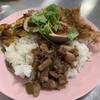 台風飯店 - 料理写真:■カオラートゲンスタイル¥900