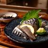 ふくべ - 料理写真:しめ鯖@650円