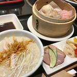 石鍋料理 健 - 昼健お勧め点心セット
