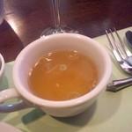 ぺるしぃ - スープ.JPG