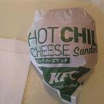 136011175 - 「ホットチリチーズサンド」…450円