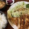 カツトミ - 料理写真:トンカツランチ 650円