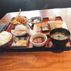 小魚阿も珍 - 料理写真:日替わり定食