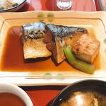 136014451 - メインは鯖の生姜煮