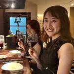 136019496 - 知的で上品な梅田ガールズ、写真掲載OKなんです♫                         さすがは、Instagram世代 ♫
