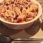 ベンガルキッチン - ランチのタンドリーチキン丼を激盛650円にしてみました。