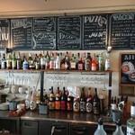ARCH seaside cafe&bar - 店内