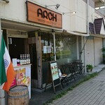 ARCH seaside cafe&bar - 店舗外観