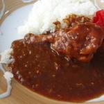 レストラン ふぁぶ - チキンカレー