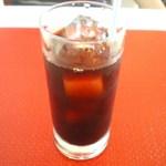 カルドカルチョ - アイスコーヒー