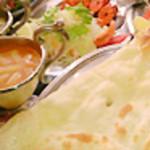 ダカインドレストラン&バー - お得なランチコースは500円~!!ライスもナンも食べ放題です♪テイクアウトもOK★